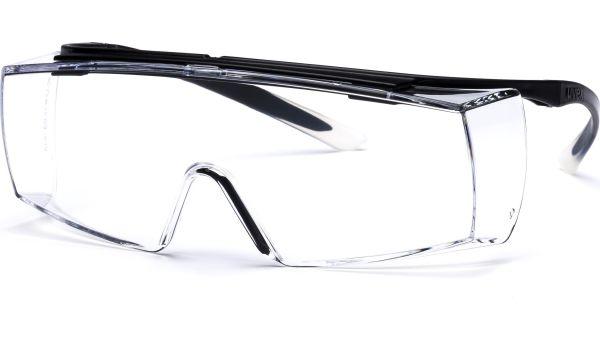 Überbrille super f OTG 9169.585 schwarz von Uvex Arbeitsschutz