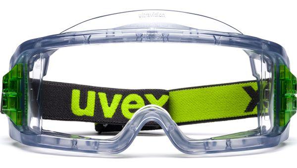 Überbrille ultravision 9301.105 grau transparent von Uvex Arbeitsschutz