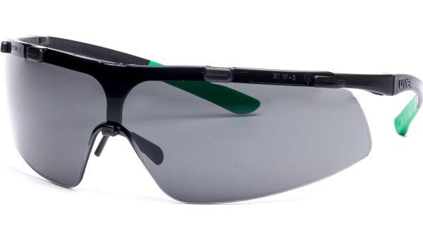 super fit 9178.043 schwarz/grün von Uvex Arbeitsschutz