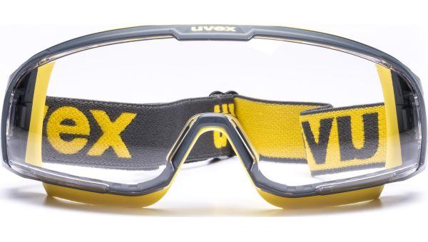 u-sonic 9308.246 grau/gelb von Uvex Arbeitsschutz