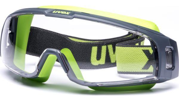 u-sonic 9308.245 grau/lime von Uvex Arbeitsschutz
