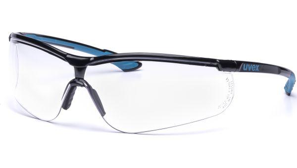 Uvex sportstyle 9193.376 schwarz/blau von Uvex Arbeitsschutz