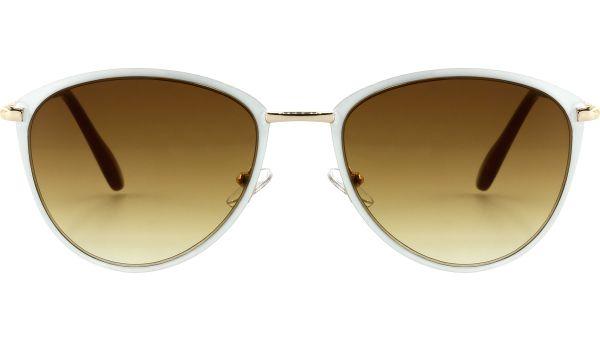 Sonnenbrille 5517 weiß / gold  von Foster Grant