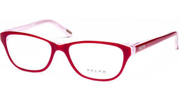 RA7020 870 5216 Top Red/White/Transparent Pink von Ralph - Ralph Lauren