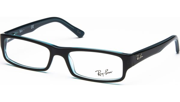 RX5246 5092 5016 Turqouise on Turqouise/Gray von Ray-Ban