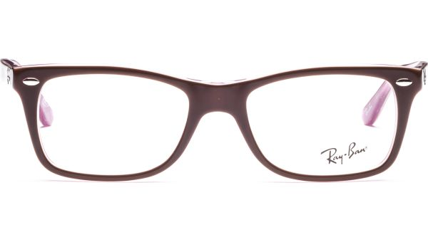 RX5228 2126 5017 Brown/Pink von Ray-Ban