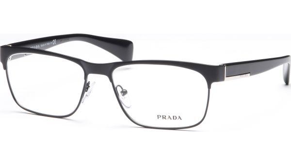 PR61PV FAD101 5516 Matte Black/Black von Prada
