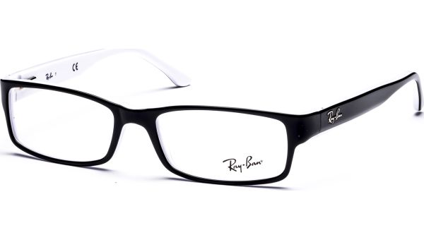 RX5114 2097 5216 Black/White von Ray-Ban