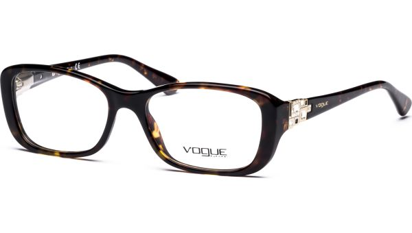 VO2842B W656 5116 Dark Havana von Vogue