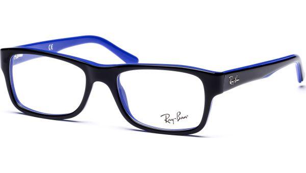 RX5268 5179 5017 Top Black on Blue von Ray-Ban