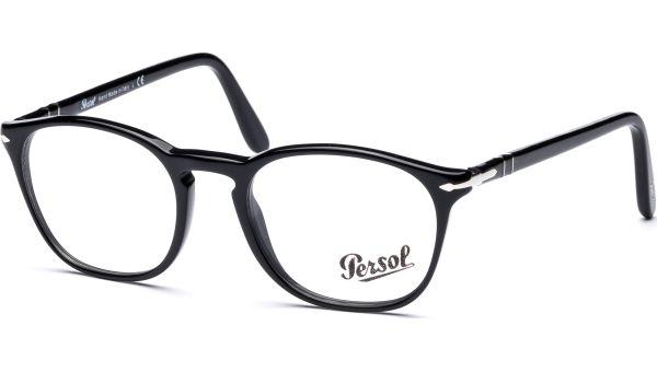 PO3007V 95 5019 Black von Persol