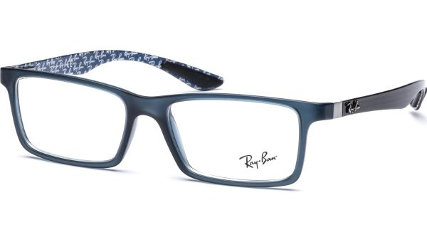 RX8901 5262 5517 Demi Gloss Blue von Ray-Ban