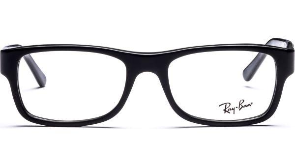 RX5268 5119 5217 Matte Black von Ray-Ban