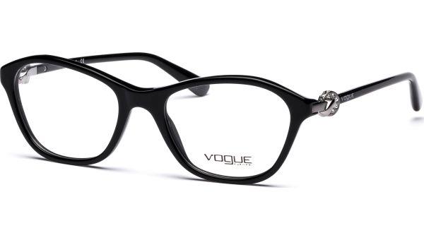 VO2910B W44 5118 Black von Vogue