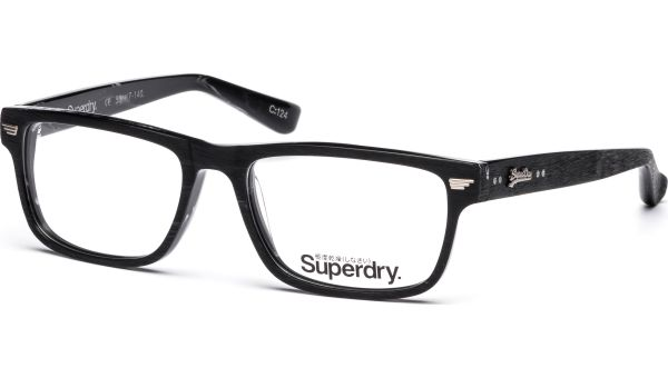 SDO Octane 124 5317 Black Wood von Superdry