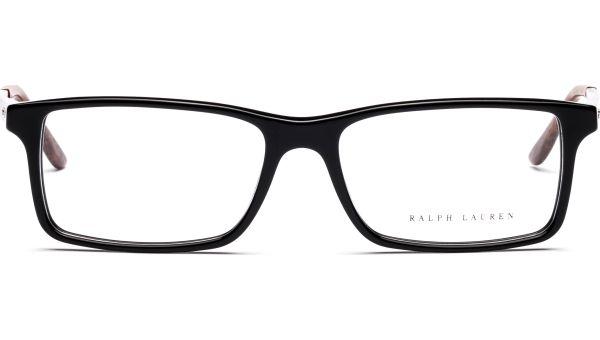 RL6128 5509 5516 Black von Ralph Lauren
