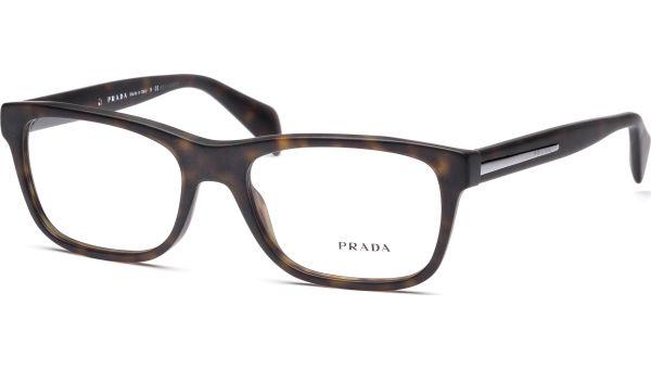 PR19PV HAQ1O1 5518 Matte Havana von Prada