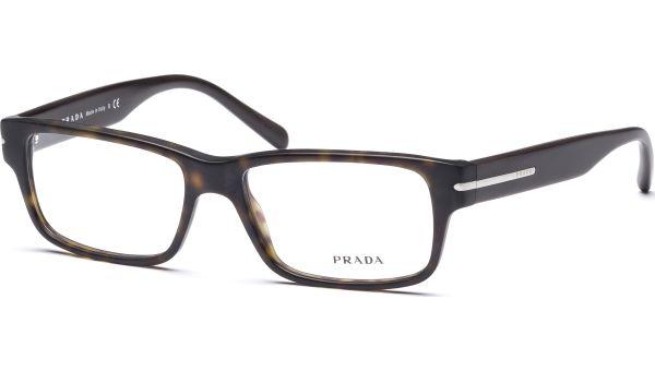 PR22RV HAQ1O1 5416 Matte Havana von Prada