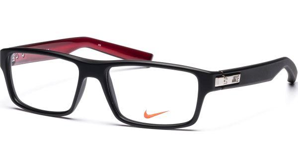 7080 001 5316 Matte Black/Gym Red von Nike