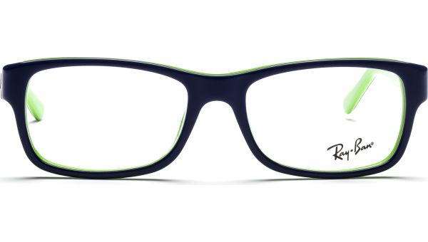 RX5268 5182 5217 Top Blue on Green von Ray-Ban