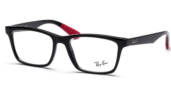 RX7025 5418 5517 Dark Grey von Ray-Ban
