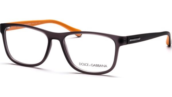 DG5003 2813 5415 Grey Demi Transparent Rubber von DOLCE&GABBANA