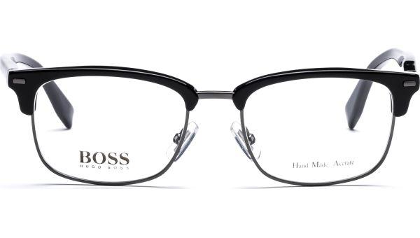 BOSS0711 W3H 5218 BKDKRUT BLK von BOSS - Hugo Boss