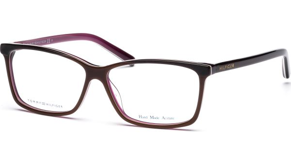 TH1123 4T2 5512 DKLTBROWN von Tommy Hilfiger