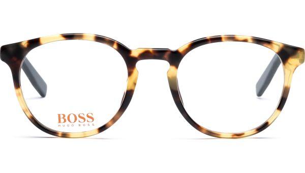 BO 0201 7G9 4921 HVN SPTTD BK von BOSS - Boss Orange