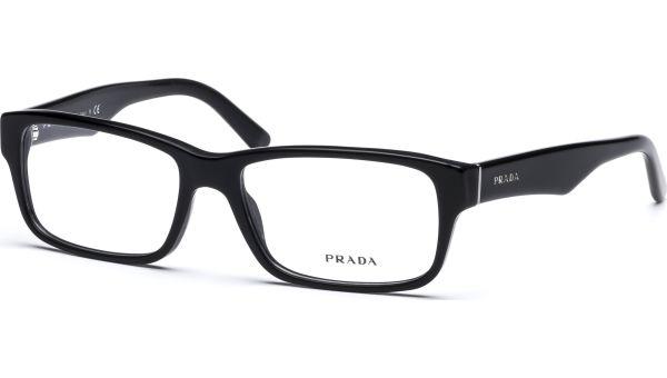 PR16MV 1BO1O1 5516 Matte Black von Prada