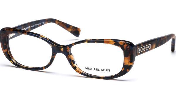 Provincetown MK4023 3063 5216 Navy Tortoise von Michael Kors