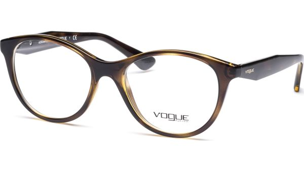 VO2988 W656 5117 Havana Transparent von Vogue