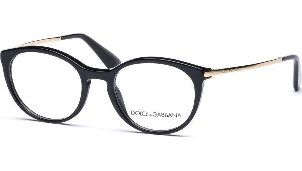 DG3242 501 4818 Black Gold von DOLCE&GABBANA