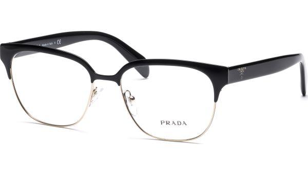 PR54SV 1AB101 5216 Black/Pale Gold von Prada