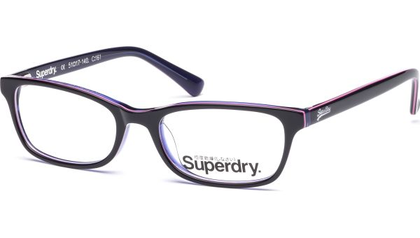 SDO Ashleigh 161 5114 Black-Purple von Superdry