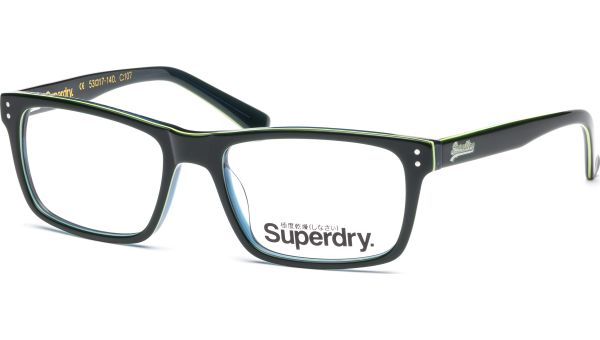 SDO Drew 107 5317 Dark Green-Blue von Superdry