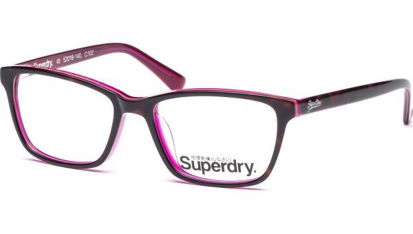 SDO Jaime 102 5216 Havana-Pink von Superdry