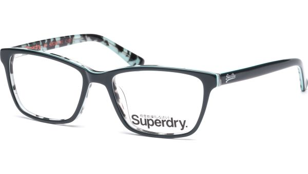 SDO Jaime 107 5216 Green Blue-Havana White von Superdry