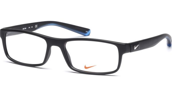 7090 018 5317 Matte Black/Crystal Photo Blue von Nike