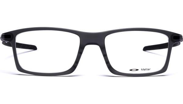 Pitchman Carbon OX8092 809202 5318 Satin Grey Smoke von Oakley