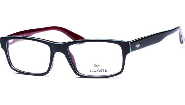 L2705 315 5317 GREEN/WINE von Lacoste