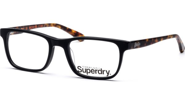 SDO Riku 104 4918 black/brown von Superdry