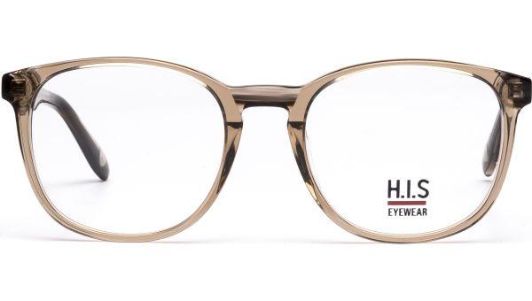 HPL596 002 5013 transparent brown von HIS