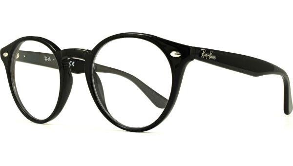 RX2180V 2000 4721 Shiny Black von Ray-Ban