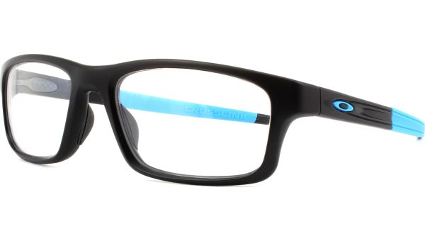 Crosslink Pitch OX8037 803701 5418 Satin Black von Oakley