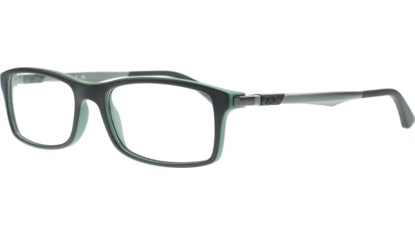 RX7017 5197 5417 Black / Green von Ray-Ban