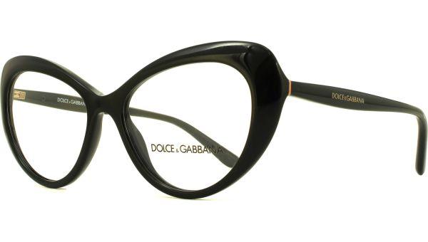 DG3264 501 5216 Black von DOLCE&GABBANA