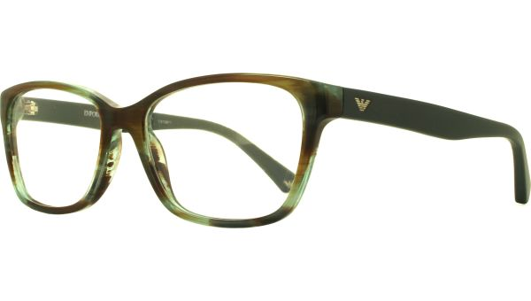 EA3060 5388 5216 Striped Green von Emporio Armani