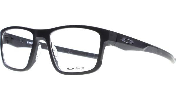 Hyperlink OO8078 807801 5218 Satin Black von Oakley
