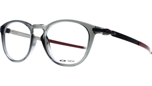 Pitchman R OO8105 810502 5019 Grey Smoke von Oakley